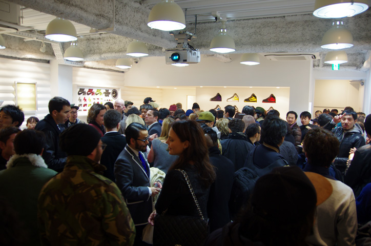 Photo13 - Interview with Bobbito Garcia & Kevin Couliau at NIKE AIR FORCE 1 THE PIVOT POINT