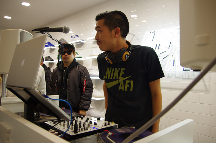 Photo18 - Interview with Bobbito Garcia & Kevin Couliau at NIKE AIR FORCE 1 THE PIVOT POINT