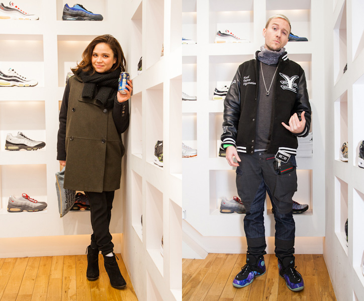 "Photo15 - NIKE AIR MAX 1 ""Camouflage Collection"" Launch Reception"