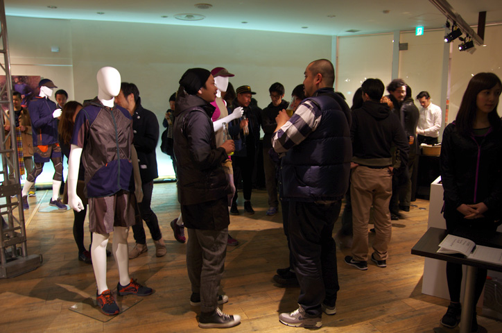 Photo08 - NIKE x UNDERCOVER GYAKUSOU S/S 2013 Collection Reception Recap