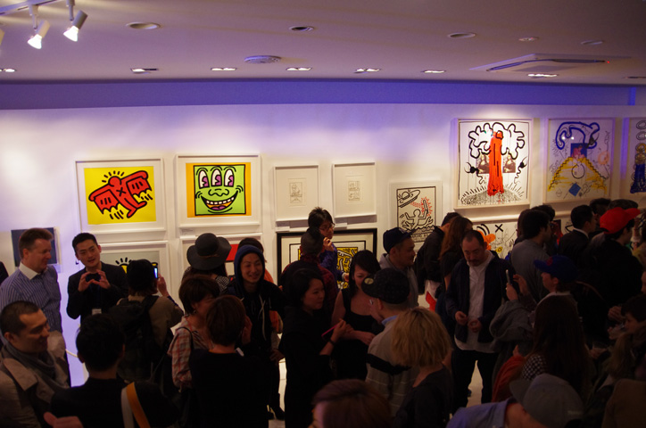 Photo05 - Reebok x Keith Haring Exhibition
