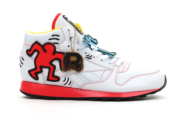 Photo13 - Reebok x Keith Haring Exhibition