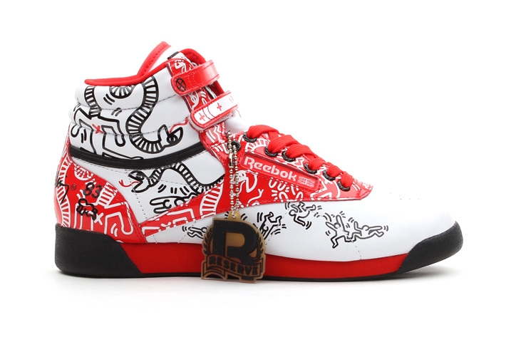 Photo14 - Reebok x Keith Haring Exhibition