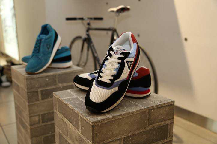 Photo07 - le coq sportif Launch party Supported by SNEAKER SPEAKER Event Recap