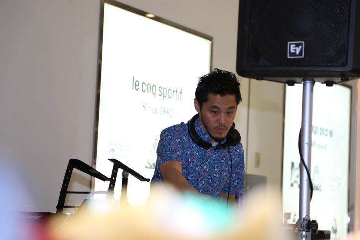 Photo17 - le coq sportif Launch party Supported by SNEAKER SPEAKER Event Recap