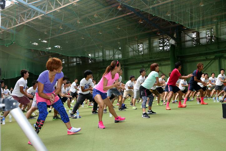 """Photo13 - ナイキ、スポーツを通して新たなチャレンジを応援する""""JUST DO IT. -キミの一歩を踏み出そう-"""" キャンペーンを開催"""