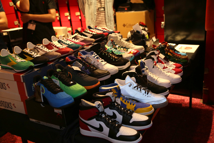 "Photo08 - SNEAKER FESTIVAL ""KICKS LAB."" Recap"