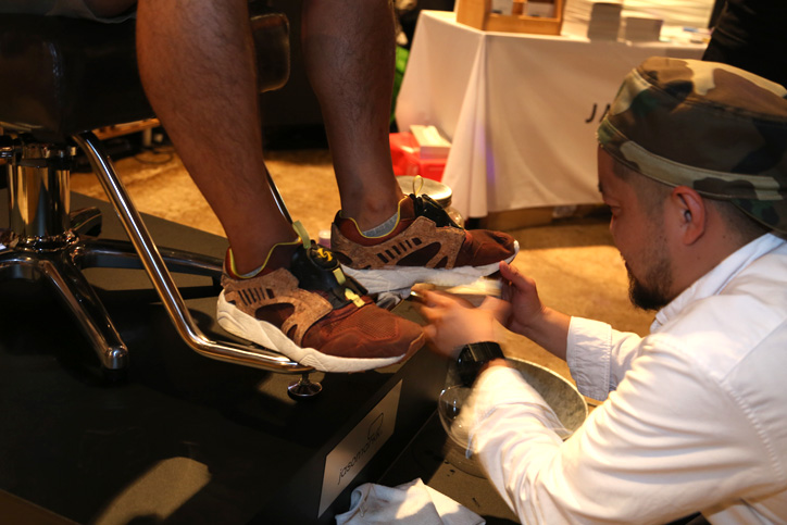 "Photo21 - SNEAKER FESTIVAL ""KICKS LAB."" Recap"
