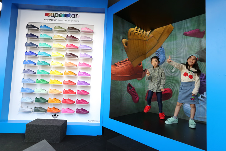 Photo20 - adidas Supercolor Dress Room Recap