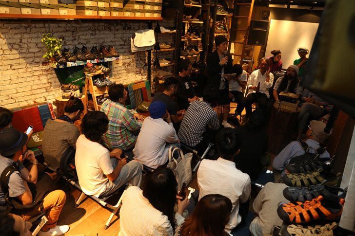 Photo02 - SNEAKER SPEAKER Vol.8 Recap
