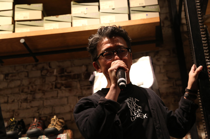 Photo19 - SNEAKER SPEAKER Vol.8 Recap