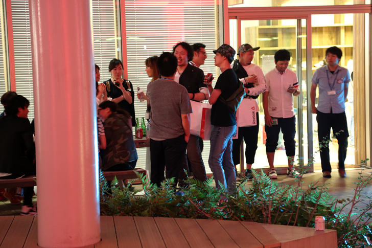 Photo18 - リーボックは、ZPump Fusionのニューカラーの発売を記念し Pump Night Party を開催