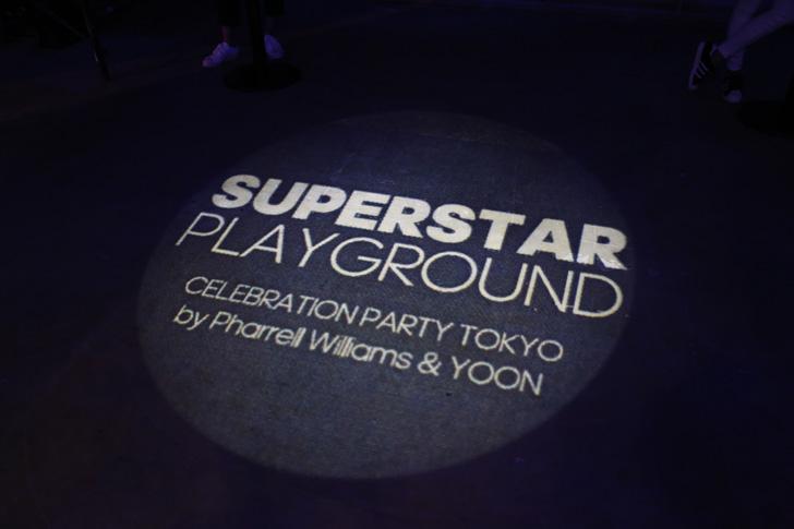Photo23 - アディダスは、Superstarをテーマに一夜限りのアソビ場を創り出すCELEBRATION PARTY TOKYO by Pharrell Williams & YOONを開催