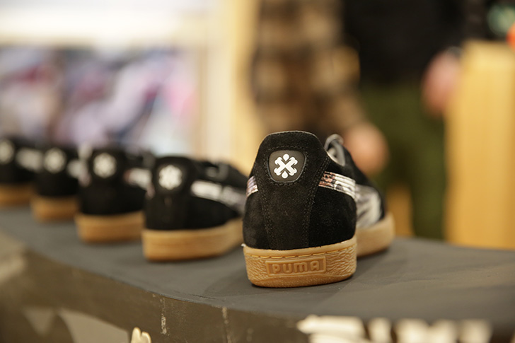 Photo03 - PUMA × KICKS LAB. JPN SUEDE 81BASTARDSの発売を記念し、ローンチパーティーを開催