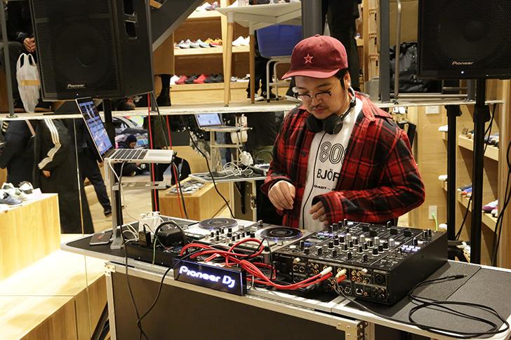 Photo06 - PUMA × KICKS LAB. JPN SUEDE 81BASTARDSの発売を記念し、ローンチパーティーを開催