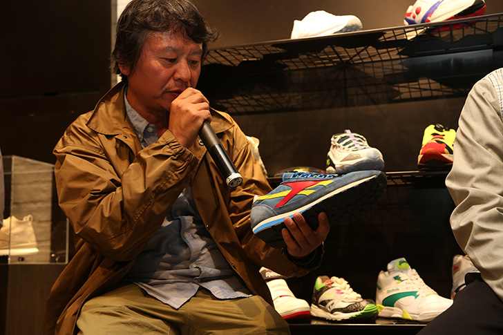Photo12 - SNEAKER SPEAKER Vol.12 in Reebok CS Harajuku