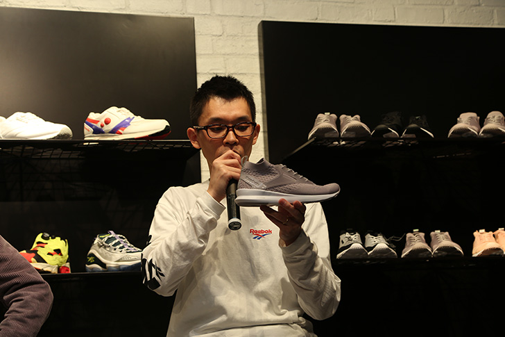 Photo17 - SNEAKER SPEAKER Vol.12 in Reebok CS Harajuku