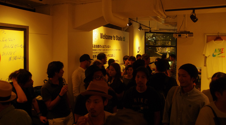 Photo13 - NIKE STUDIO55 Event Recap