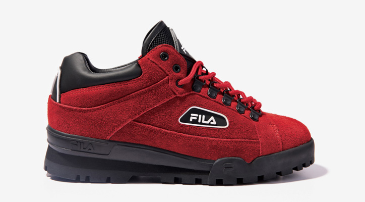 Photo01 - Footpatrol x FILA Trailblazer AM