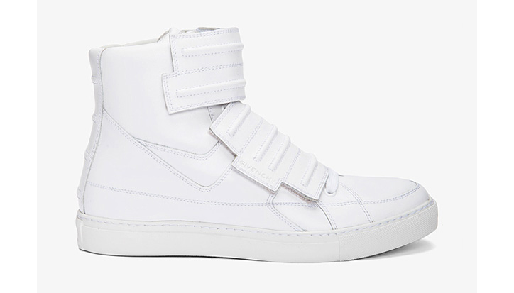 Photo01 - Givenchy Scratch Sneakers