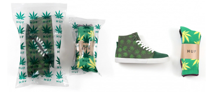 Photo04 - HUF Hupper 420 Pack