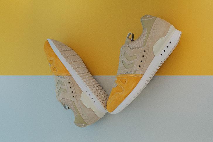Photo02 - ヒュンメルは、mita sneakersクリエイティブディレクター国井氏のディレクションによるMARATHONA OGを発売