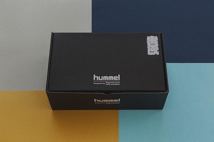 Photo07 - ヒュンメルは、mita sneakersクリエイティブディレクター国井氏のディレクションによるMARATHONA OGを発売