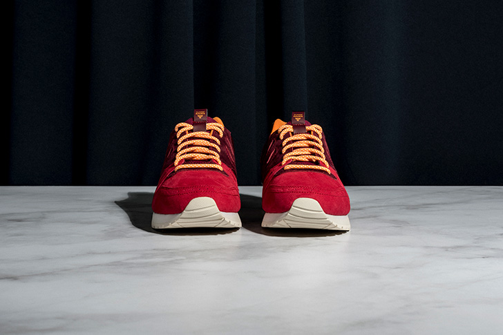 Photo06 - ヒュンメルは、Danish Pastryからインスパイアされたmita sneakersとのコラボレートモデルMARATHONA OGを発売