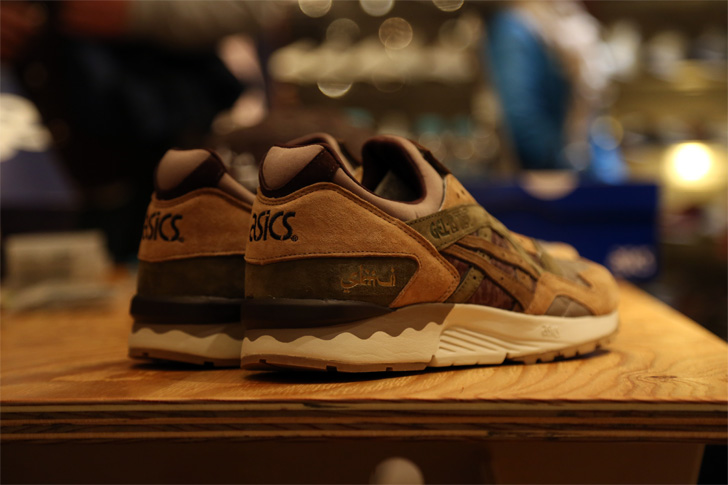 "Photo10 - SBTG Mark x KICKS LAB. 近藤氏 x 山田カツ氏 - ASICS Tiger x SBTG x KICKS LAB. GEL-LYTE V ""PHYS ED"" - インタビュー"