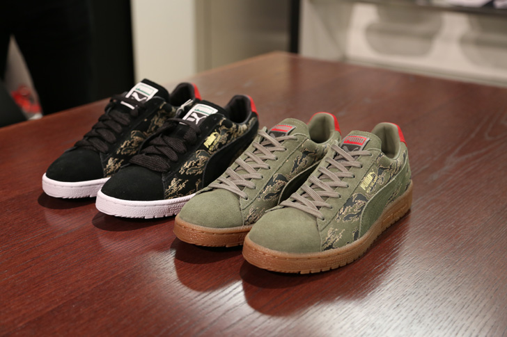 "Photo04 - SBTG Mark  x mita sneakers 国井栄之氏 Puma CLYDE CONTACT ""First Contact"" ""SBTG x mita sneakers"" インタビュー"