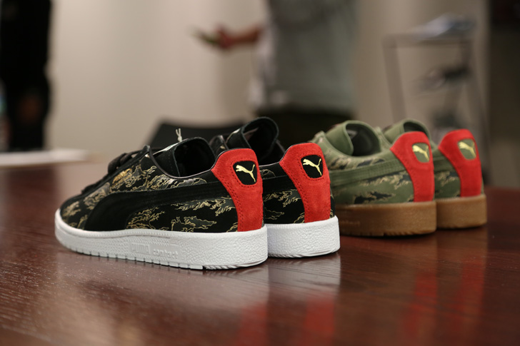 "Photo05 - SBTG Mark  x mita sneakers 国井栄之氏 Puma CLYDE CONTACT ""First Contact"" ""SBTG x mita sneakers"" インタビュー"