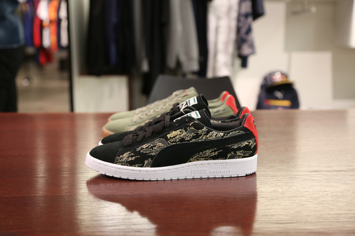 "Photo06 - SBTG Mark  x mita sneakers 国井栄之氏 Puma CLYDE CONTACT ""First Contact"" ""SBTG x mita sneakers"" インタビュー"