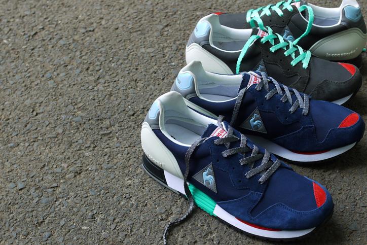 Photo04 - mita sneakers 国井栄之氏がカラーディレクションを手掛けた le coq sportif EUREKA が発売