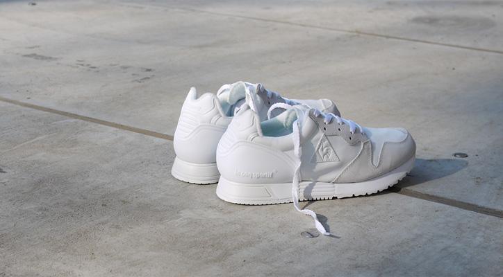 Photo01 - ルコックスポルティフは、And A と mita sneakers によるコラボレーションモデル EUREKA AM を発売