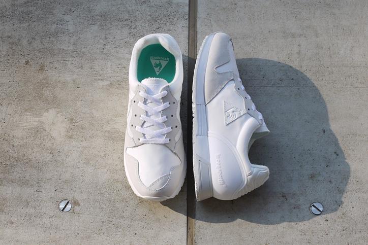 Photo02 - ルコックスポルティフは、And A と mita sneakers によるコラボレーションモデル EUREKA AM を発売