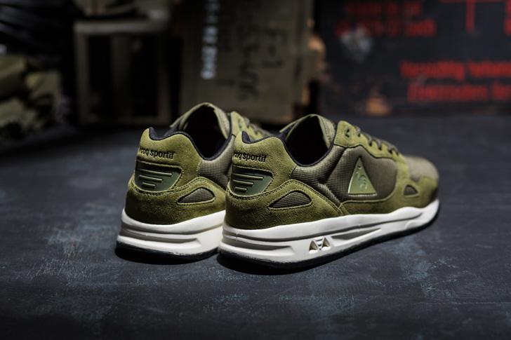 Photo10 - ルコックスポルティフより、mita sneakersクリエイティブディレクター国井栄之氏がカラーディレクションを手掛けたLCS-R900 MTが発売