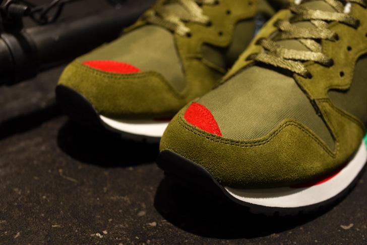 Photo02 - ルコックスポルティフは、mita sneakersクリエイティブディレクター国井氏がカラーディレクションを手掛けたEUREKAを発売