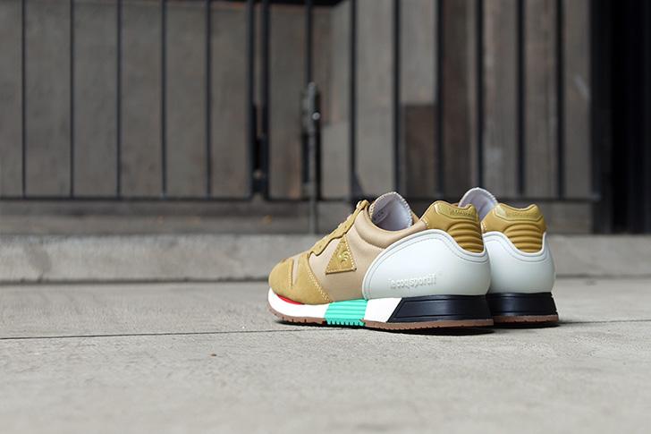 Photo07 - ルコックスポルティフから、mita sneakersクリエイティブディレクター国井氏がカラーディレクションを手掛けたEUREKAがリリース
