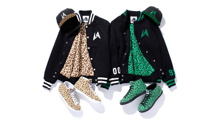 Photo01 - XLARGE x MADFOOT! 2011 Fall/Winter Capsule Collection