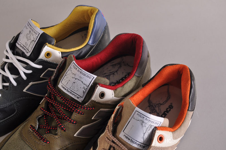"Photo01 - new balance 576UK Lake ""District Pack"""
