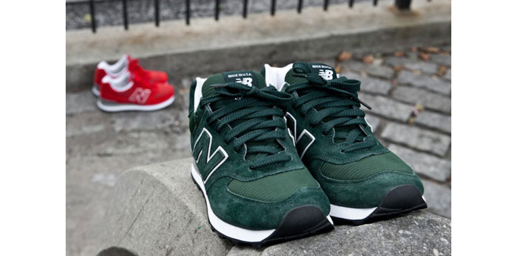 Photo01 - Kith NYC x New Balance 574 Made in USA Pack