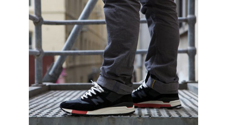 """Photo03 - New Balance M998BR """"Made in USA"""""""