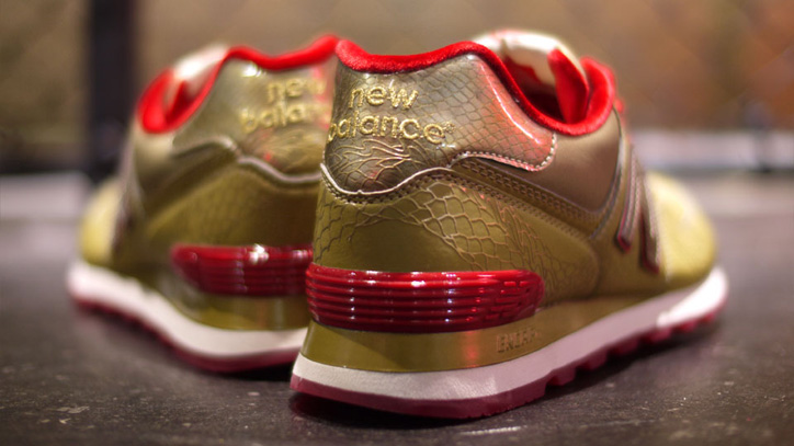 Photo04 - new balance ML574 「DRAGON YEAR / APAC PROJECT」