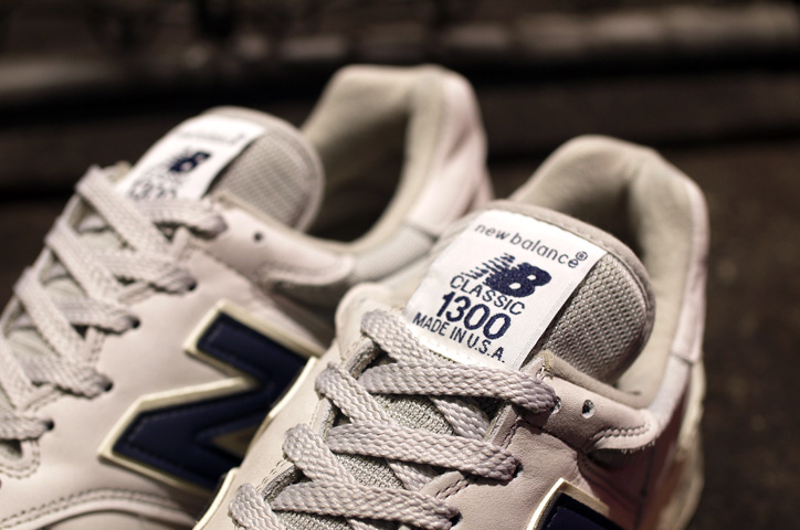 """Photo02 - new balance M1300CL LG """"made in U.S.A."""""""