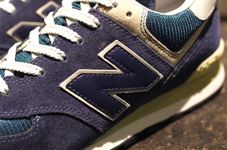 "Photo06 - new balance ML574 ""VINTAGE"""
