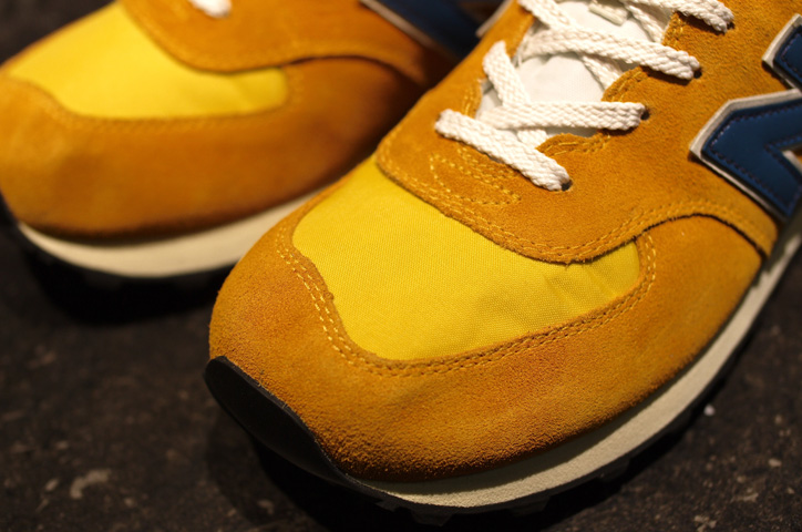 "Photo12 - new balance ML574 ""VINTAGE"""