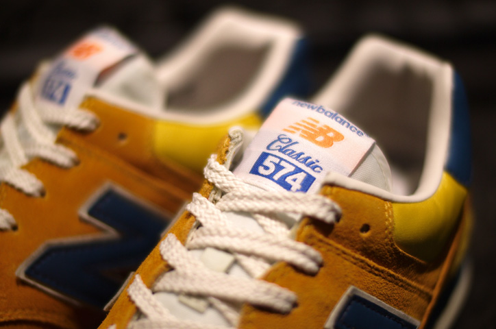"Photo13 - new balance ML574 ""VINTAGE"""