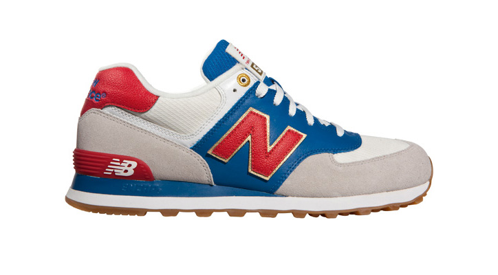 "Photo02 - New Balance ""Road To London"" Collection"