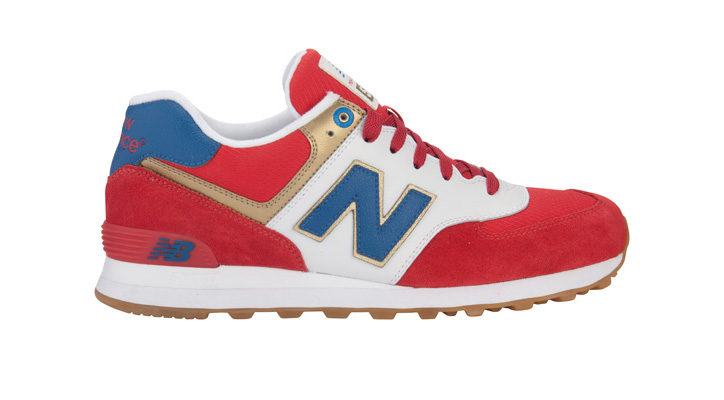 "Photo05 - New Balance ""Road To London"" Collection"