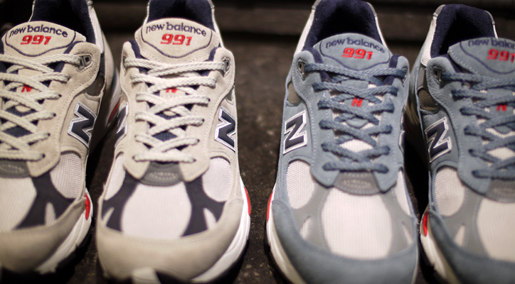"Photo01 - new balance M991UK ""made in ENGLAND"" ""LIMITED EDITION"""